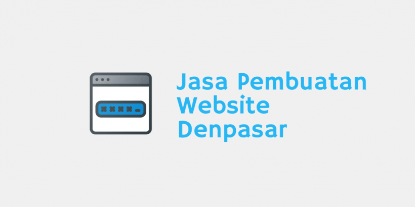jasa pembuatan website denpasar