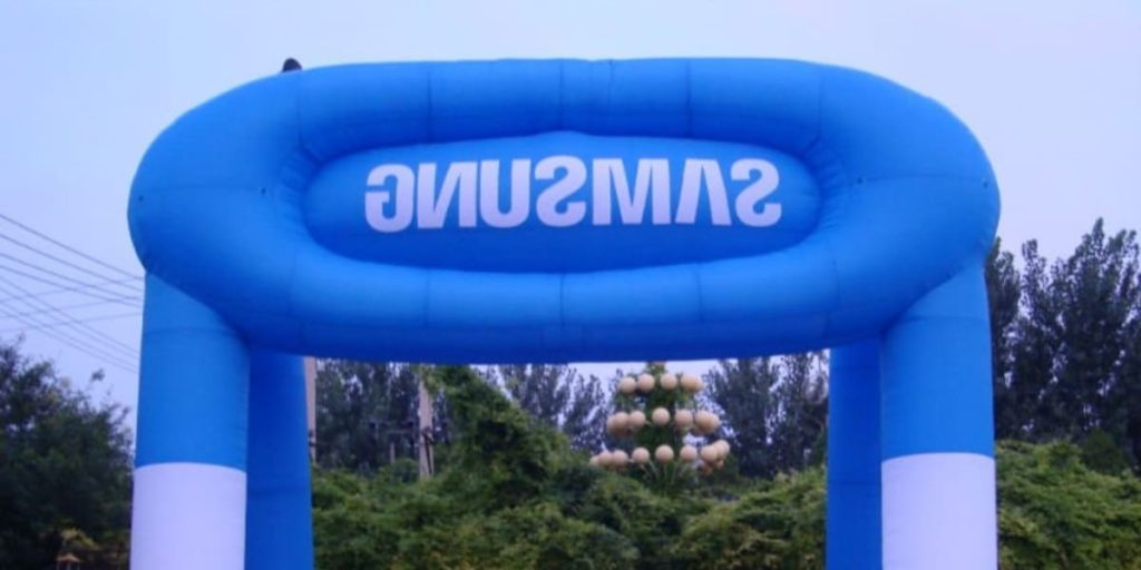 Tahap pemasangan balon gate